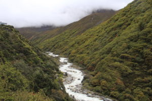 Imja Khola, near Dinggboche village 4410m