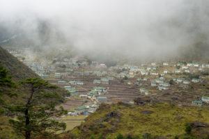 Khumjung village in Everest Region. Photo: Ujjwal Rai