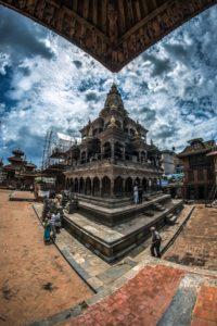 Krishna Mandir at Patan Durbar Square. Photo: Photo Khichuwa