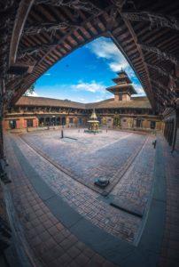 Mulchowk of Patan Durbar Square. Photo: Photo Khichuwa
