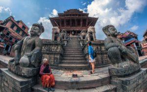 Nyatapola Temple of Bhaktapur. Photo: Photo Khichuwa