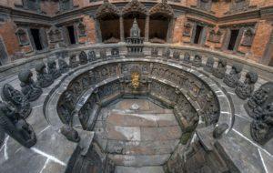 Sacred Tusha Hiti of Sundari Chowk Patan Durbar Square. Photo: Photo Khichuwa