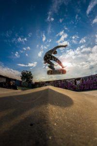Skateboarding Culture at KTM SkatePark Khusibu. Photo: Photo Khichuwa