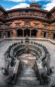 Sundari Chowk inside the Patan Durbar Square. Photo: Photo Khichuwa