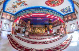 The revered Shechen Monastery. Photo: Photo Khichuwa