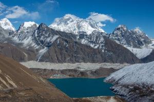 View from Renjo La. Photo: Ujjwal Rai