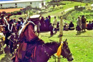 Muktinath. Mustang, 1978. Photo: Ed van der Kooy