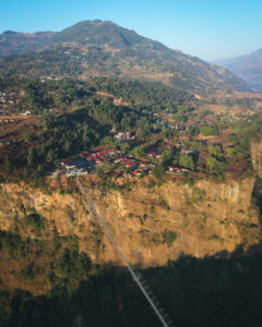 The Cliff Nepal, Kushma Bungee JUmping