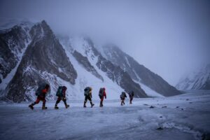 Ten Nepalis become first to climb world's second highest peak, Mt K2