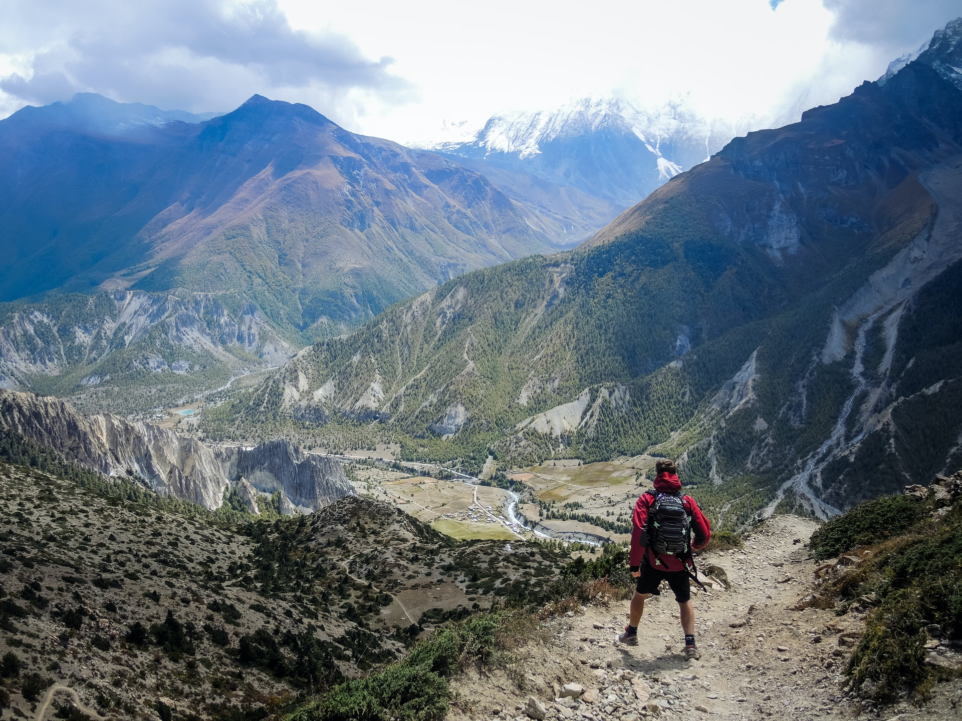 Annapurna-Circuit-Trek, best monsoon treks in Nepal