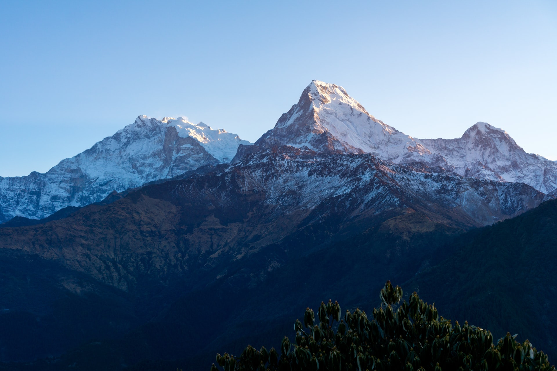 Ghorepani.-Poonhill-Nepal, Best monsoon treks in Nepal