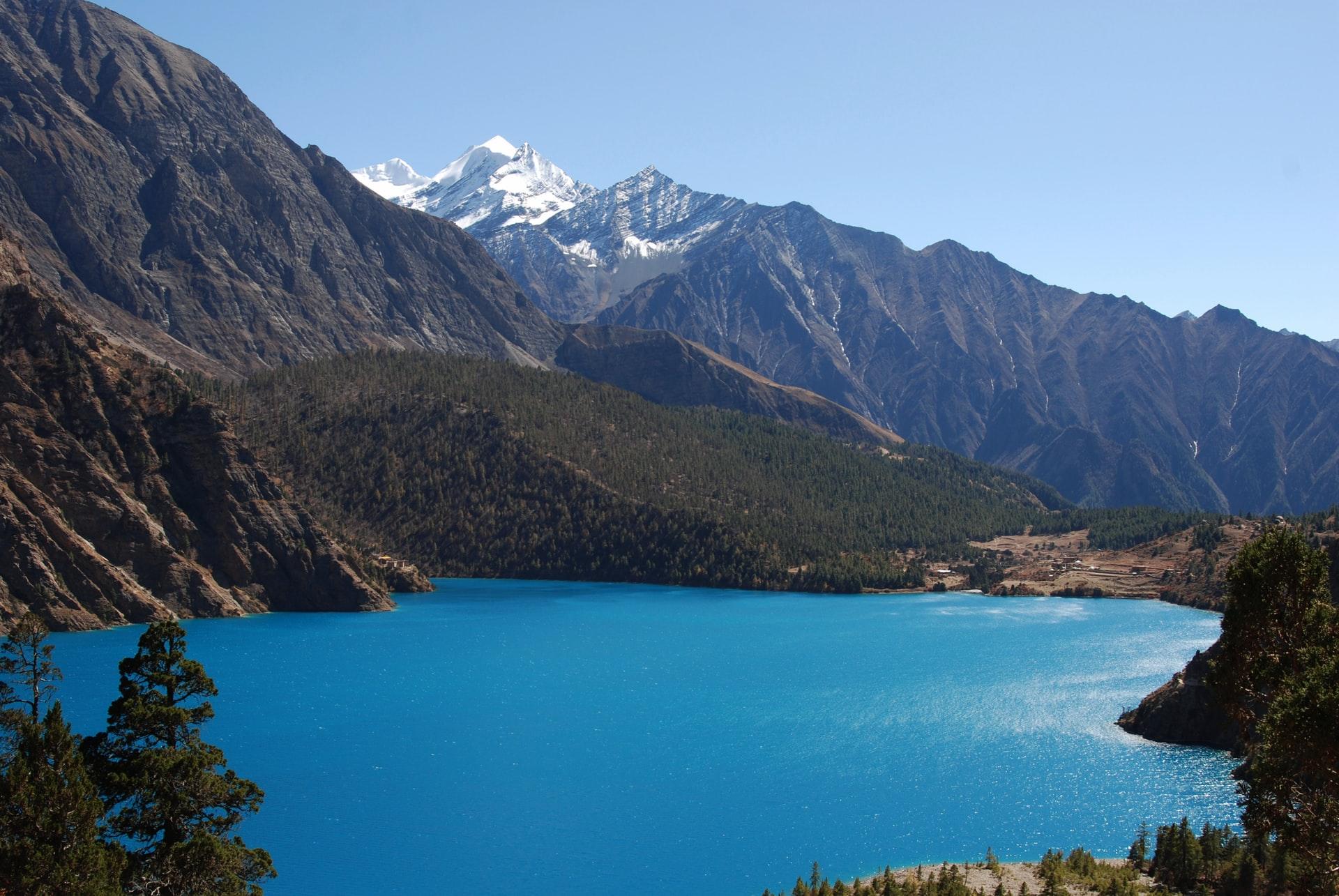 Shey Phoksundo Lake, Phoksundo, Nepal