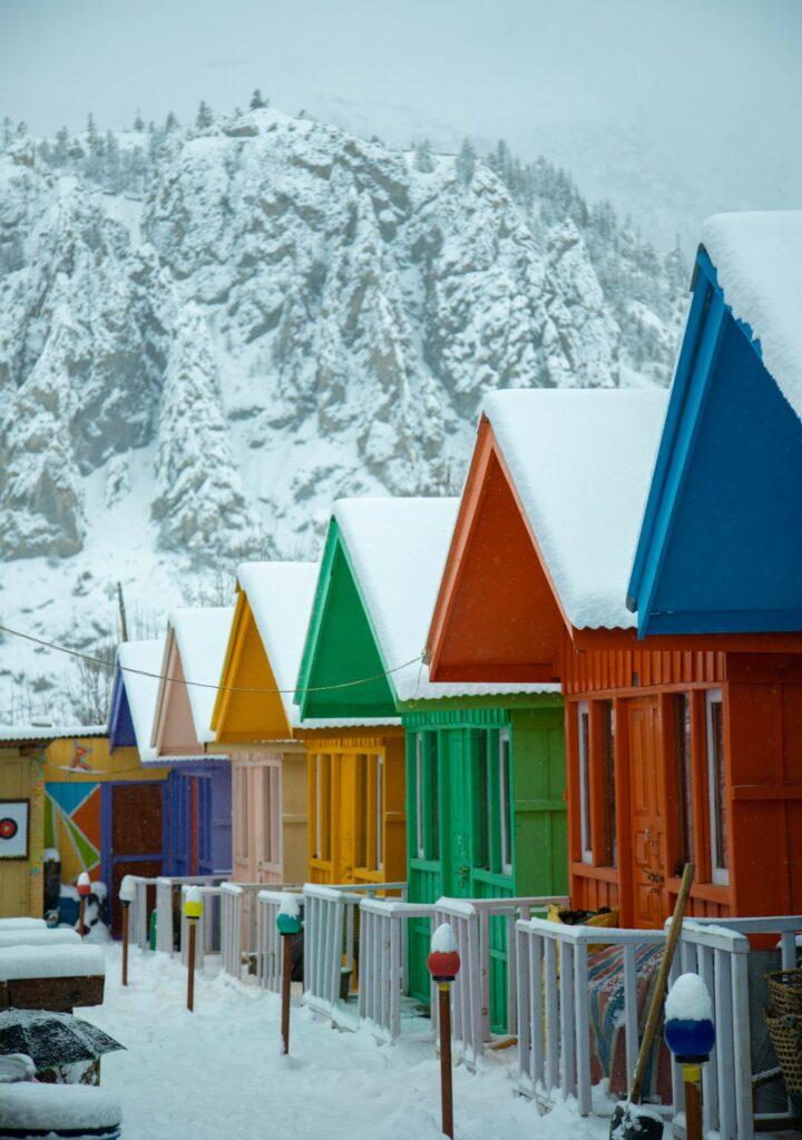 Alpine-Homes-Manang-Snowfall-in-Manang