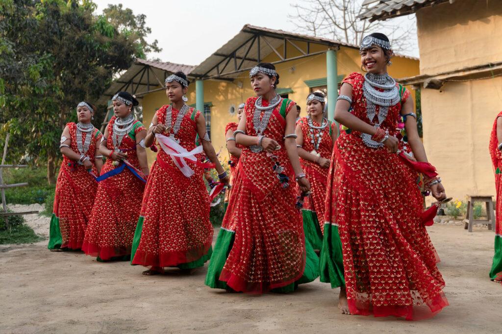 Culture Dance in Bardiya- Bardiya National Park