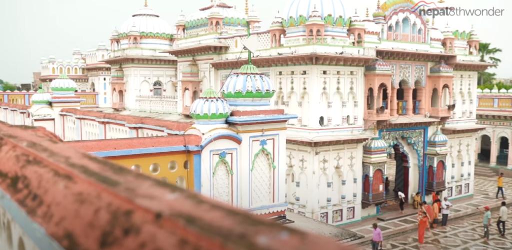 Janaki Temple- Janakpur