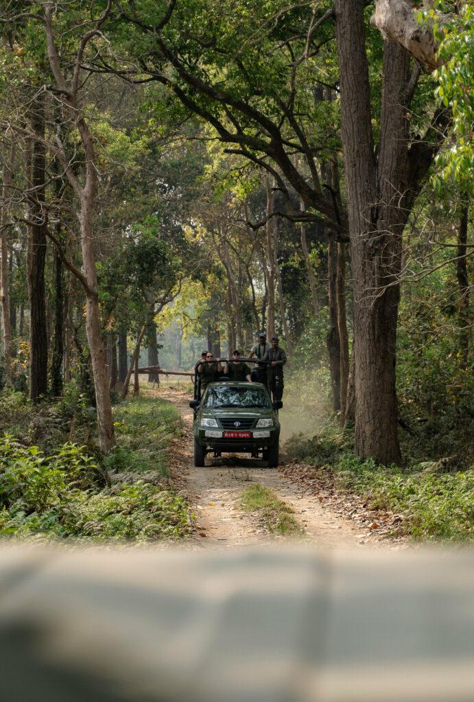 Jeep-Safari-at-Bardiya-National-Park, Holi in Bardiya Nepal