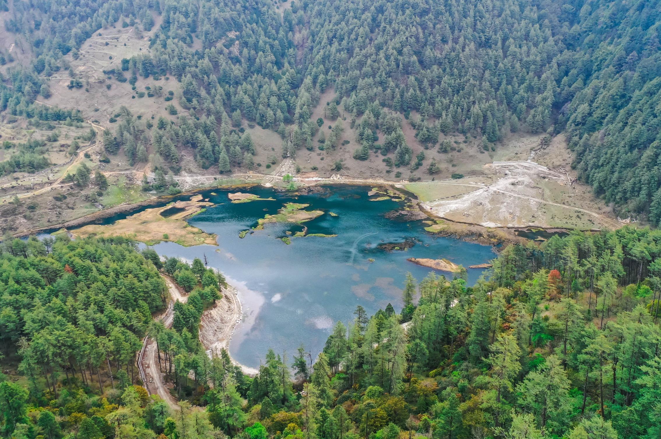 Lake Titi, Lete, ,Journey to Mustang during Lockdown, Nepal8thwonder