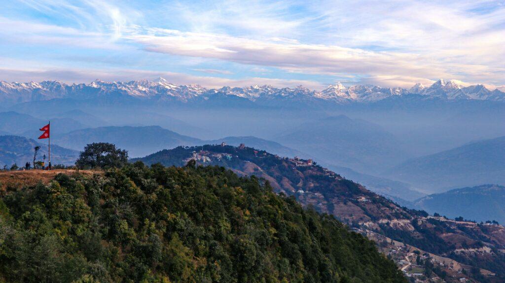 Nagarkot- best places for one night stay near Kathmandu