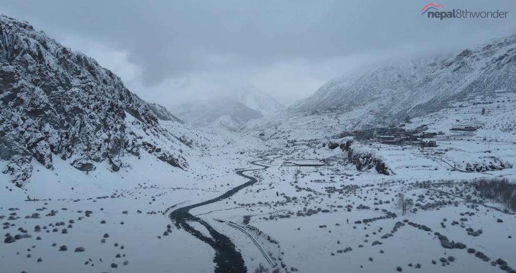 Winter in Manang- Nepal8thwonder