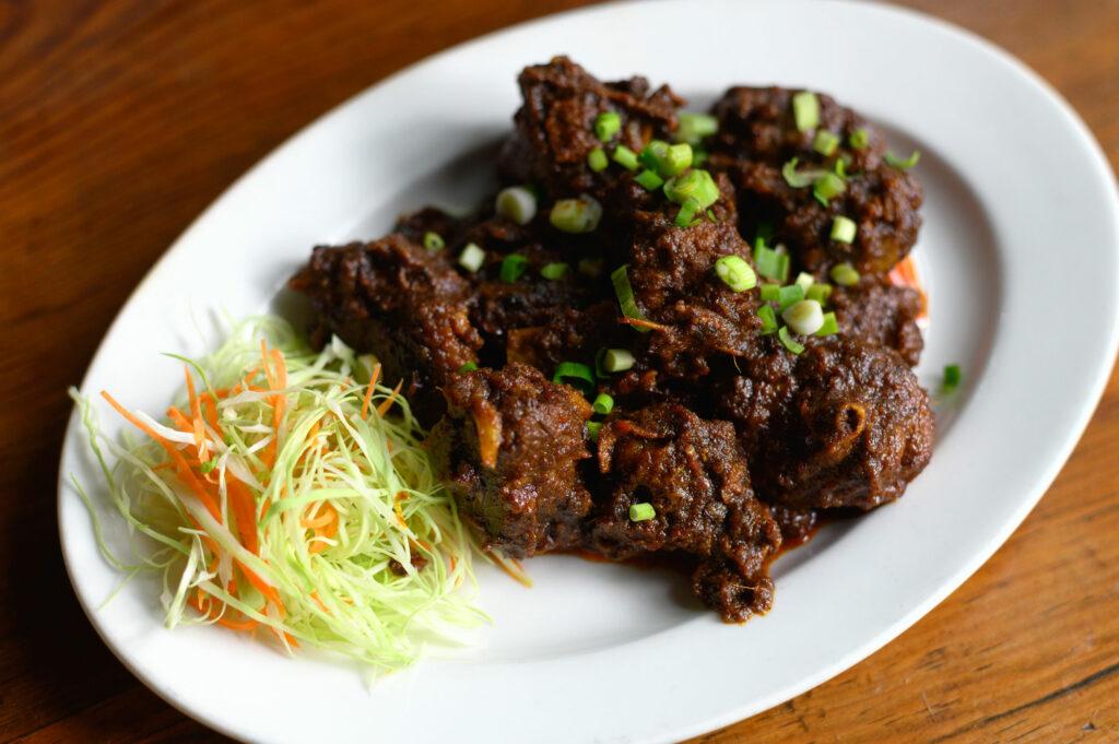 Duck Meat, Bricks Cafe, Best restaurant in Kathmandu