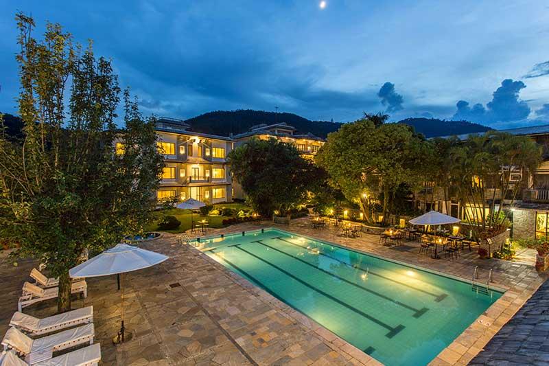 Hotel Barahi- Top best hotels in Pokhara