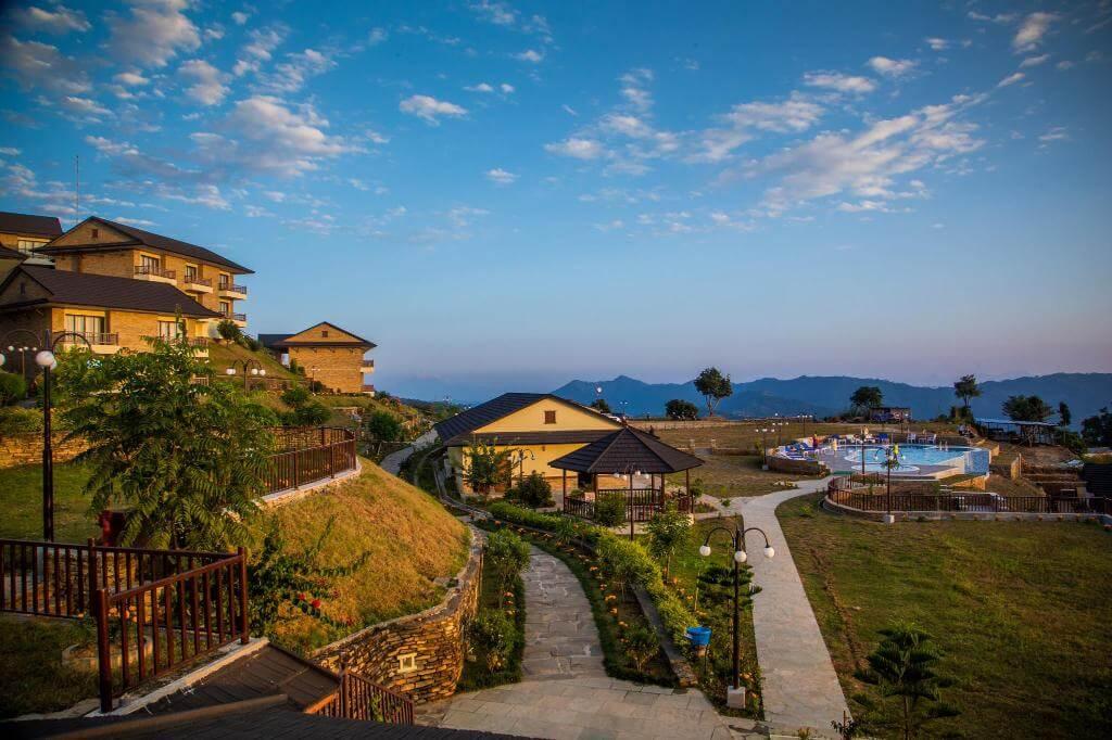 Rupakot Resort- Pokhara