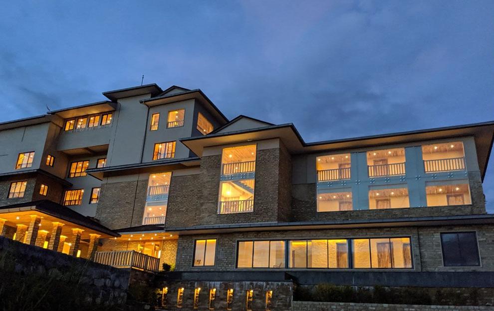 Sarangkot Mountain Lodge-Top Hotels In Pokhara